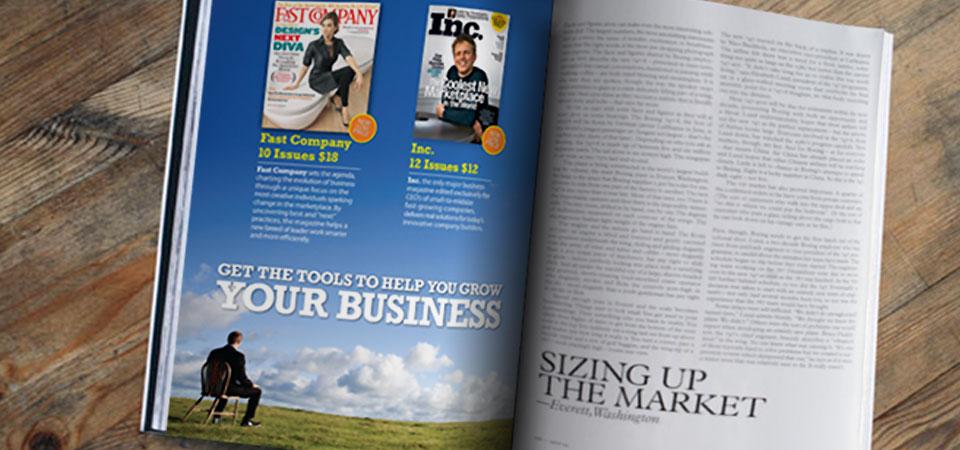 Inc. Magazine Advertisement
