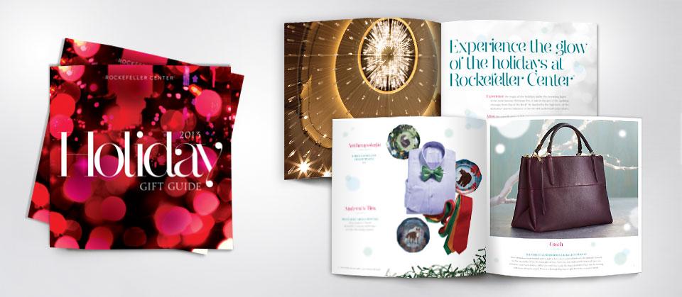 Rockefeller Center 2013 Holiday Gift Guide