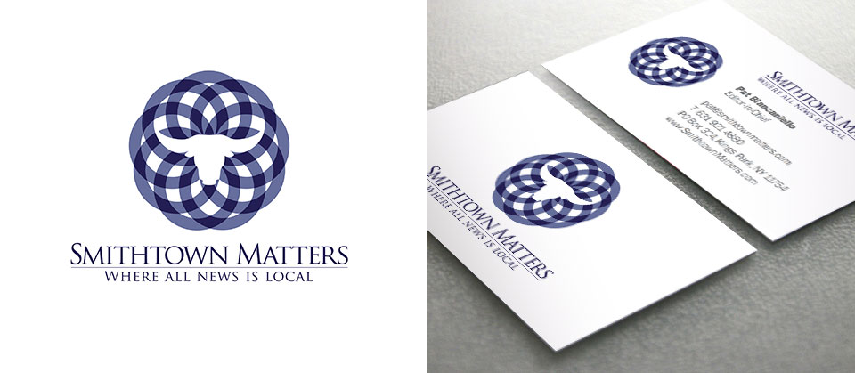 Smithtown Matters | Identity and Business Card